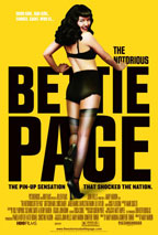 The Notorious Bettie Page preview