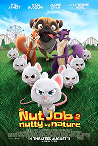 The Nut Job 2: Nutty by Nature preview