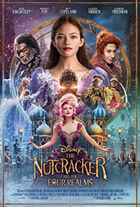 The Nutcracker and the Four Realms preview