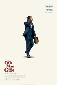 The Old Man & the Gun preview