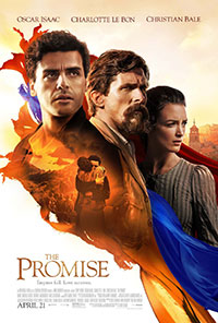 The Promise preview