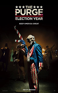 The Purge: Election Year preview
