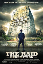 The Raid: Redemption preview