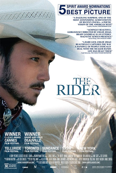 The Rider preview