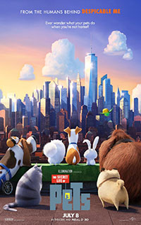 The Secret Life of Pets preview