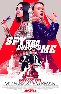 The Spy Who Dumped Me preview