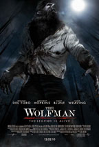 The Wolfman preview
