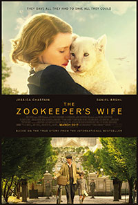 The Zookeeper's Wife preview