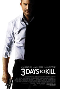 3 Days to Kill preview