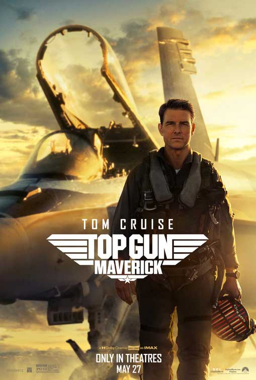Top Gun: Maverick preview