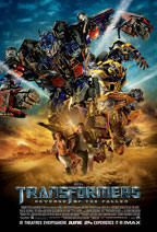 Transformers: Revenge of the Fallen preview