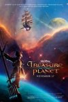 Treasure Planet preview