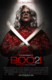 Tyler Perry's Boo 2! A Madea Halloween preview