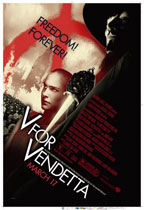 V for Vendetta preview
