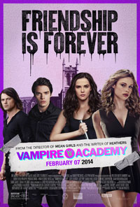 Vampire Academy preview
