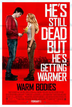 Warm Bodies preview