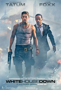 White House Down preview
