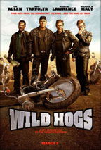 Wild Hogs preview