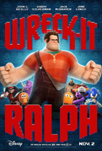 Wreck-It Ralph preview