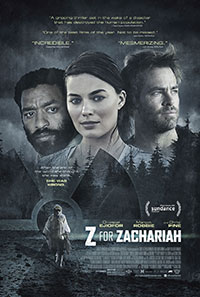 Z for Zachariah preview